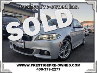 2014 BMW 528I ((**ORIGINAL MSRP $63,600**))  in Campbell CA