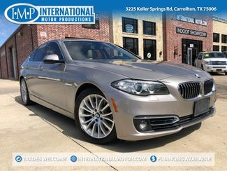 2014 BMW 528i LUXURY LINE in Carrollton, TX 75006