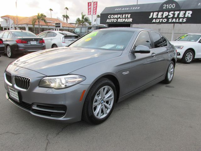 2014 BMW 528i Premium Sedan in Costa Mesa, California 92627
