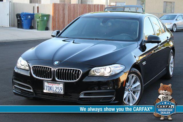 2014 BMW 528i NAVIGATION SERVICE RECORDS HEAD-UP DISPLAY REAR CAMERA