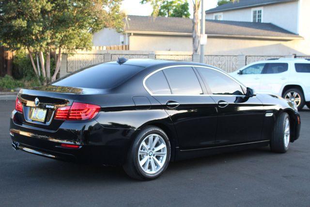 2014 BMW 528i NAVIGATION SERVICE RECORDS HEAD-UP DISPLAY REAR CAMERA in Van Nuys, CA 91406