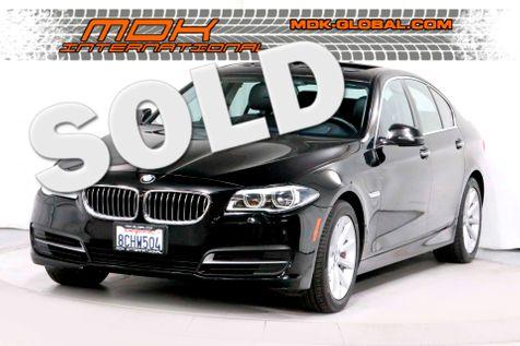 2014 BMW 535d - Navigation - Head up display in Los Angeles