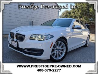 2014 BMW 535D ((**NAVI & BACK-UP CAM..MOONROOF**))  in Campbell CA
