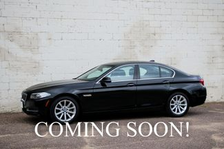 2014 BMW 535d xDrive AWD Clean Diesel Executive Car with in Eau Claire, Wisconsin