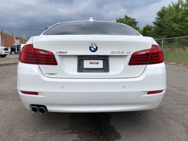 2014 BMW 535d xDrive 535d xDrive Madison, NC 3