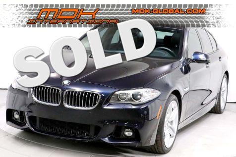 2014 BMW 535i - M Sport - Premium - Navigation - New Tires in Los Angeles
