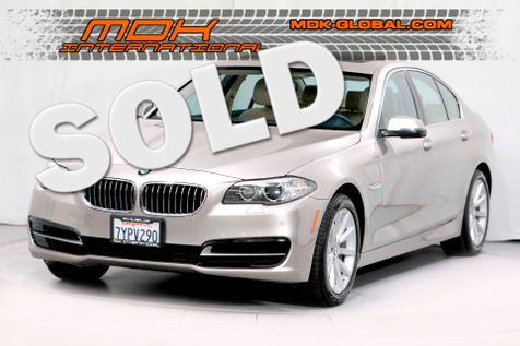 2014 BMW 535i - Navigation - Back up camera - Heated Seats in Los Angeles