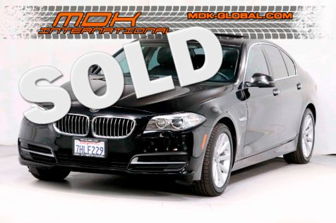 2014 BMW 535i - Premium - Navigation - Heated Seats in Los Angeles