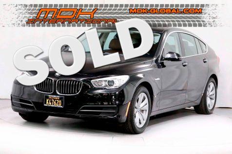 2014 BMW 535i Gran Turismo - Luxury Seating pkg - HUD - H/K Sound in Los Angeles