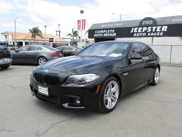 2014 BMW 535i M Sport Sedan in Costa Mesa, California 92627