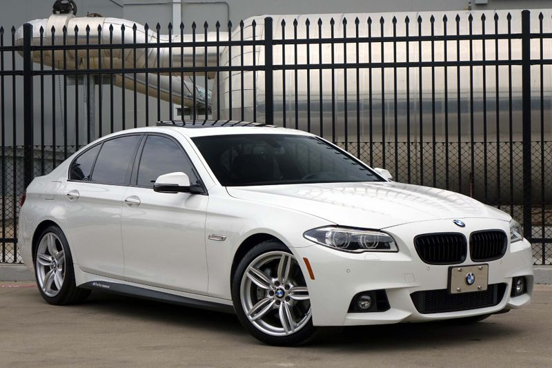 2014 BMW 535i* M Sport* NAV* Lux Seating* HUD* BU Cam* EZ Finance** | Plano, TX | Carrick's Autos in Plano TX
