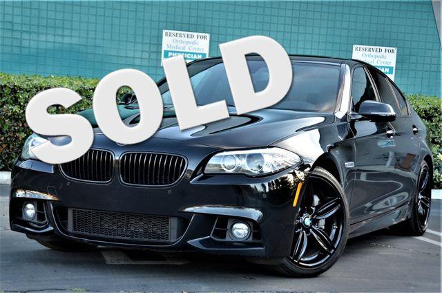 2014 BMW 535i M SPORT PKG Reseda, CA