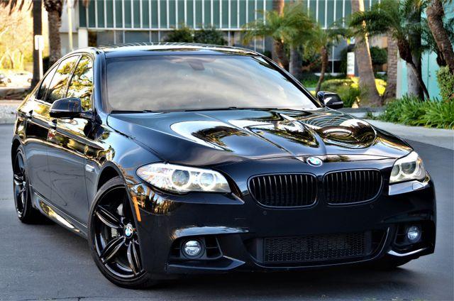 2014 BMW 535i M SPORT PKG Reseda, CA 3