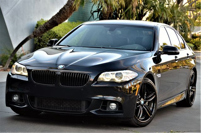 2014 BMW 535i M SPORT PKG Reseda, CA 8