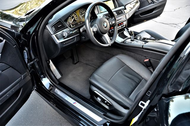 2014 BMW 535i M SPORT PKG Reseda, CA 34