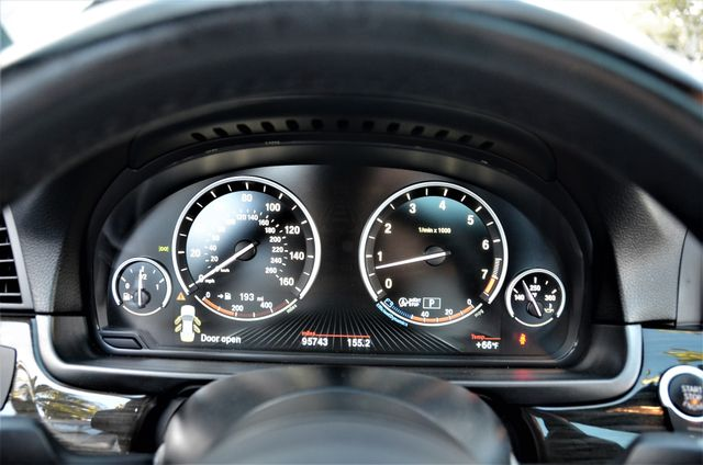 2014 BMW 535i M SPORT PKG Reseda, CA 36