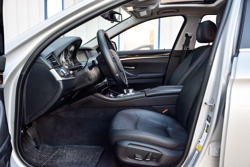 2014 BMW 535i NAV CLEAN CARFAX AUTO TRANS SUNROOF LOADED NICE! in Rowlett, Texas