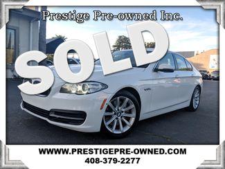 2014 BMW 535i xDrive $65,775 ORIGINAL MSRP  in Campbell CA