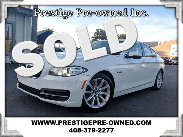2014 BMW 535i xDrive $65,775 ORIGINAL MSRP--**AWD//NAVI//BACK UP CAM*)  in Campbell CA
