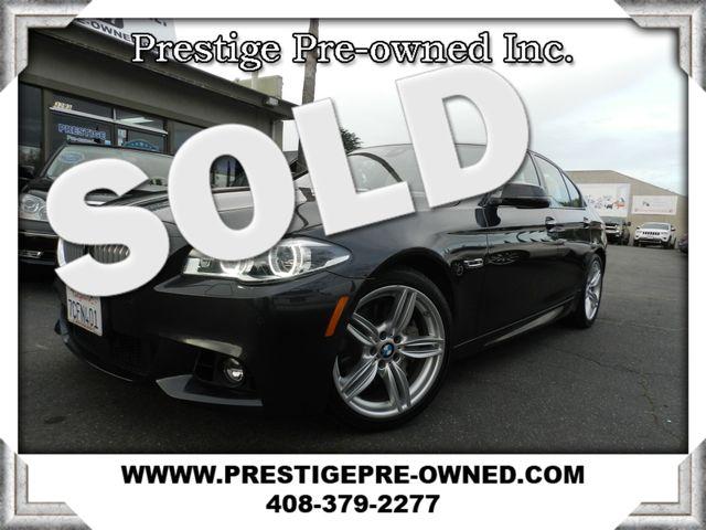 2014 BMW 550i ((**$82,700 ORIGINAL MSRP**))  in Campbell CA