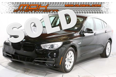 2014 BMW 550i Gran Turismo - Surround View - Blind Spot Assist in Los Angeles