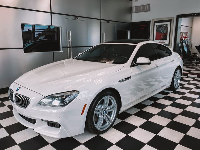 2014 BMW 6-Series 640xi Gran Coupe