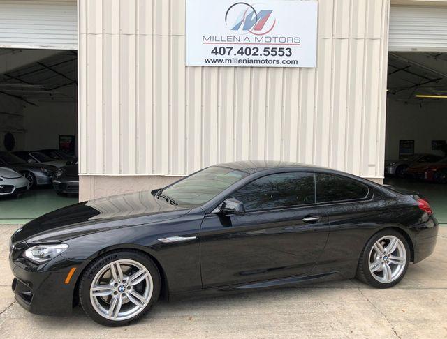 2014 BMW 640i Longwood, FL 44