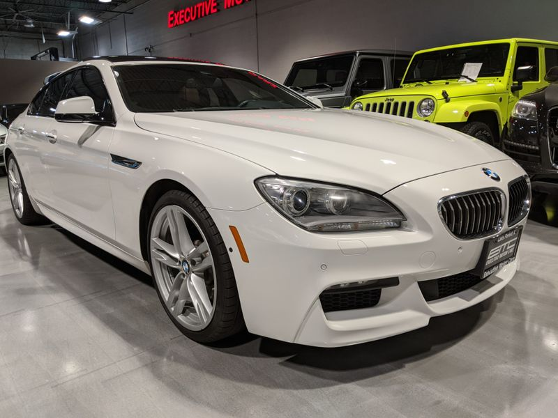 2014 BMW 640i xDrive Gran Coupe XI GRAN COUPE  Lake Forest IL  Executive Motor Carz  in Lake Forest, IL