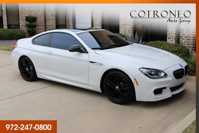2014 BMW 650i Coupe M Sport