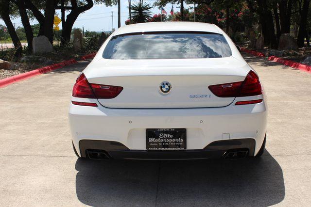 2014 BMW 650i Gran Coupe Austin , Texas 7