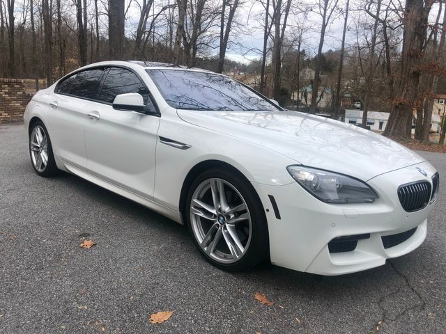 2014 BMW 650i Gran Coupe I GRAN COUPE
