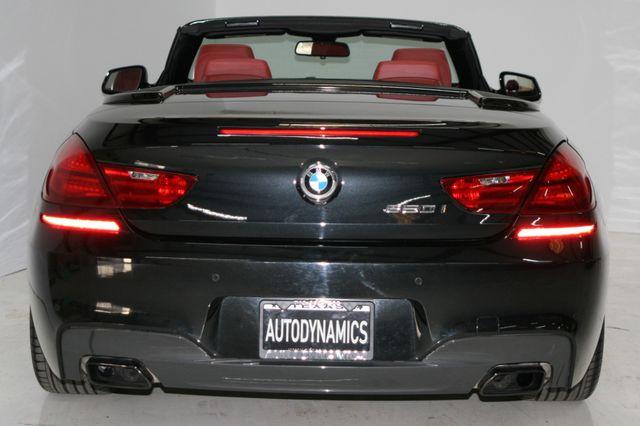 2014 BMW 650i Convertible Houston, Texas 7