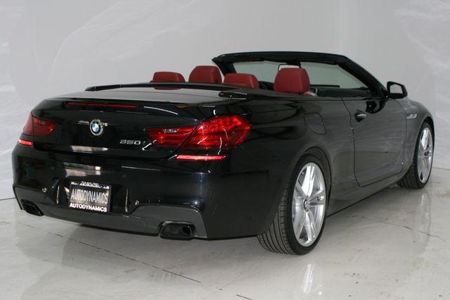2014 BMW 650i Convertible Houston, Texas 8