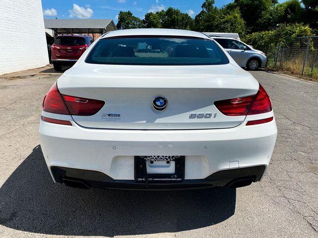 2014 BMW 650i xDrive Gran Coupe 650i xDrive Gran Coupe Madison, NC 2
