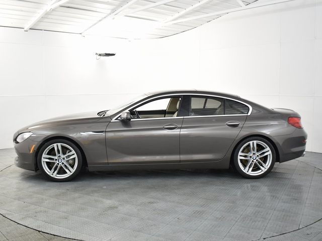 2014 BMW 650i xDrive Gran Coupe 650i xDrive Gran Coupe