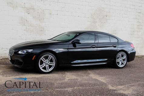 2014 BMW 650xi xDrive AWD Gran Coupe w/M-Sport Pkg, Executive Pkg, LED Lights & Cold Weather Pkg in Eau Claire