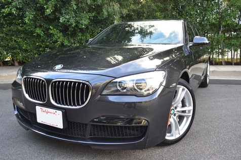 2014 BMW 740i M-Sport Pkg., Full Factory Warranty! in , California