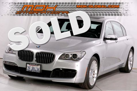 2014 BMW 740Li - M Sport - EXECUTIVE pkg -  in Los Angeles