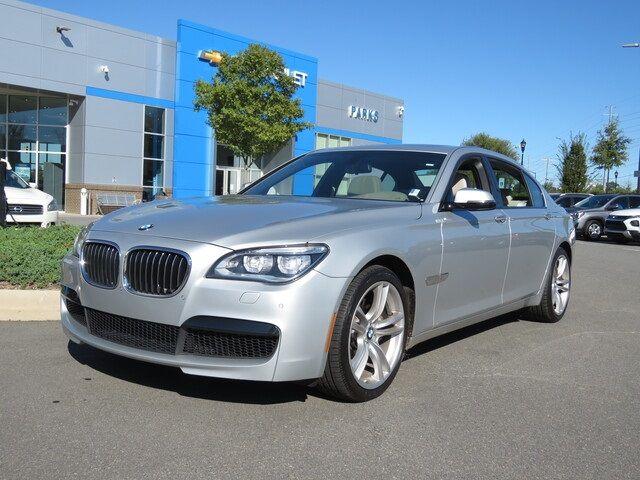 2014 BMW 740Li 740Li