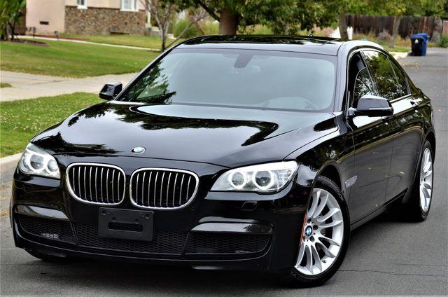 2014 BMW 740Li Reseda, CA 1