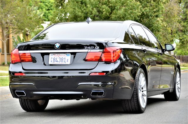 2014 BMW 740Li Reseda, CA 3