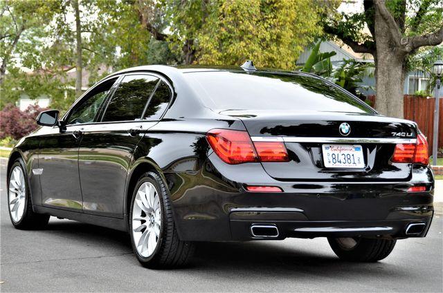 2014 BMW 740Li Reseda, CA 2