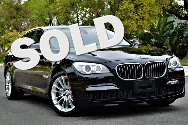 2014 BMW 740Li Reseda, CA