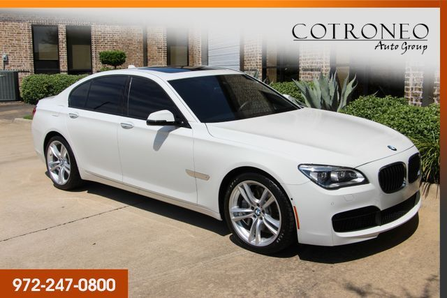 2014 BMW 750i M Sport in Addison, TX 75001