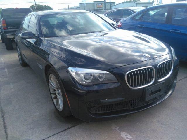 2014 BMW 750i 750i Madison, NC 1