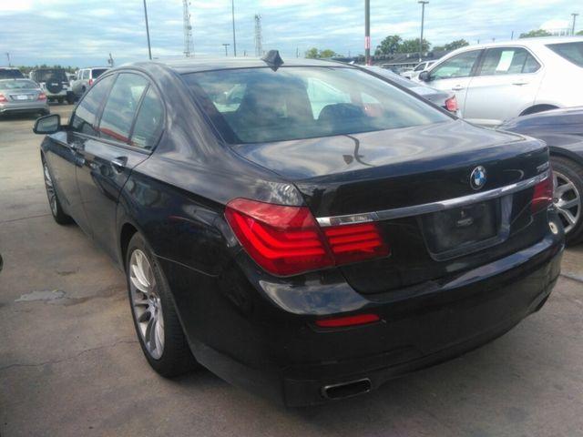 2014 BMW 750i 750i Madison, NC 3