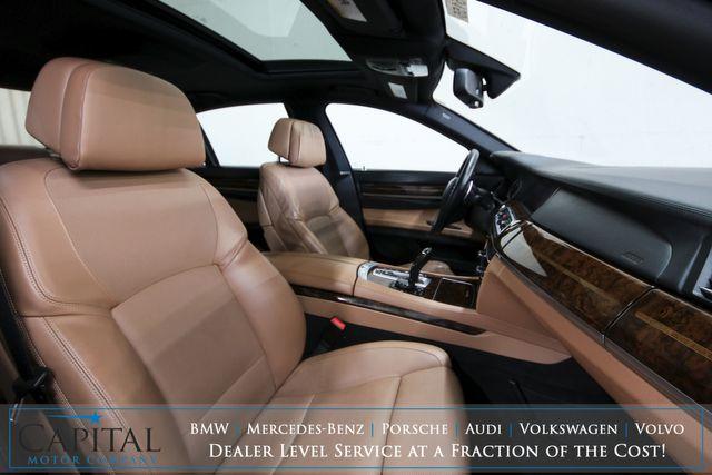 "2014 BMW 750xi xDrive AWD M-Sport Executive Sedan w/Nav, 360º Cam, Climate Seats & 20"" Wheel Pkg in Eau Claire, Wisconsin 54703"