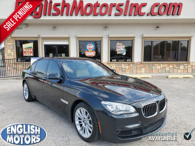 2014 BMW 750Li in Brownsville, TX 78521