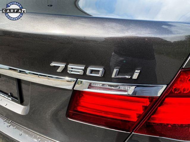 2014 BMW 750Li 750Li Madison, NC 17