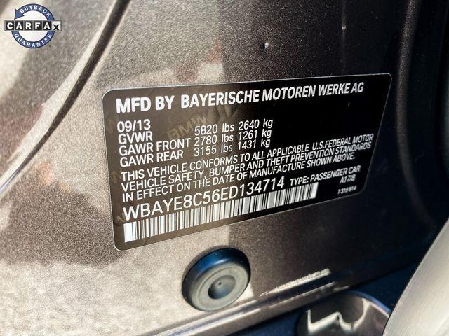 2014 BMW 750Li 750Li Madison, NC 43